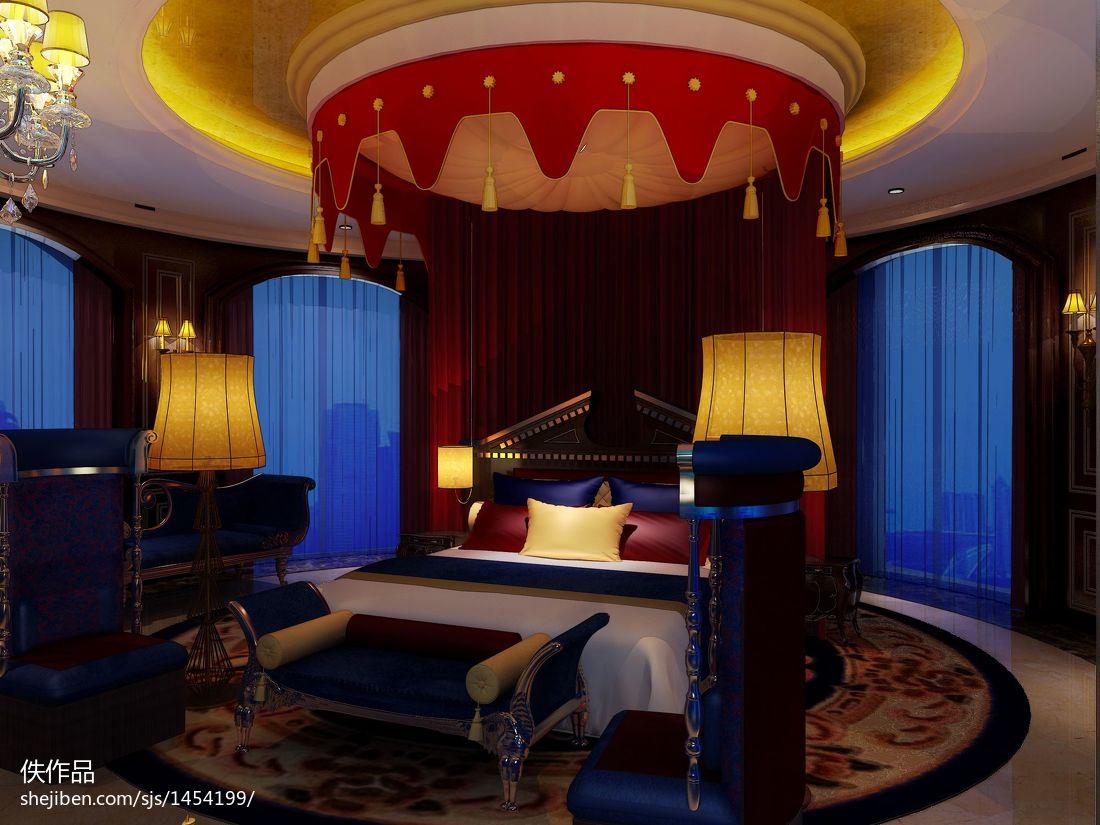 简欧现代客厅装修效果图设计图片赏析