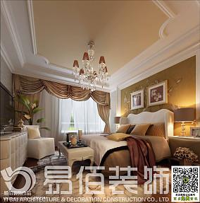 现代大宅卧室装修