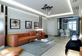 客厅灯饰水晶灯