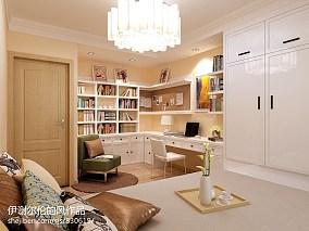 低调两室一厅精装房装修图