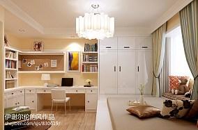 大气两室一厅精装房装修图