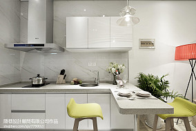 精美厨房混搭装修实景图片欣赏样板间潮流混搭家装装修案例效果图