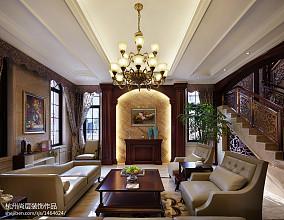 精选别墅客厅新古典装修实景图片