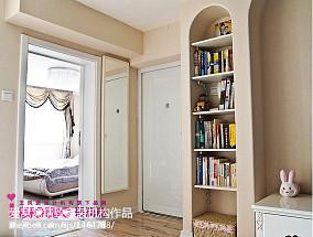 精美71平米欧式小户型客厅欣赏图