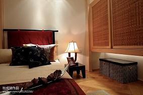 热门东南亚四居卧室装修图片