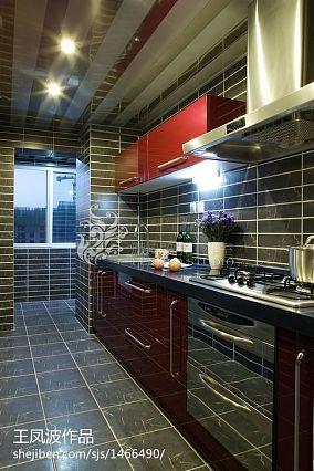 精选东南亚三居厨房装修设计效果图