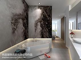 简单中式风格别墅图片