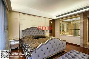热门复式卧室现代装饰图片欣赏
