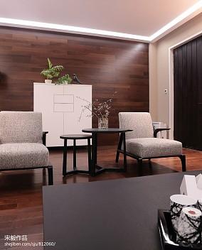 2018精选面积127平复式客厅现代效果图片大全