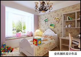 田园两居室_1292406