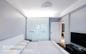 150平现代简约三居浪漫婚房地板装修效果图欣赏