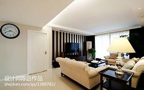 低调而不失协调设计 150平现代简约三居浪漫婚房_1302745