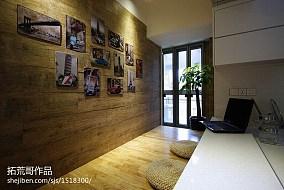 新中式风格两室一厅室内装修图