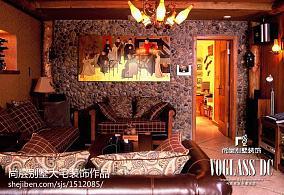 室内现代三房两厅装潢