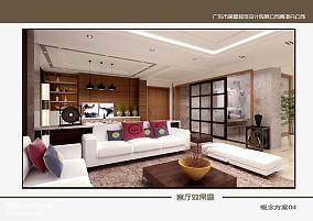 现代137平米房子图片
