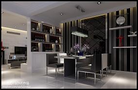 现代装修主人房卧室案例