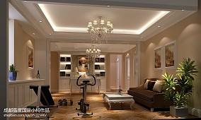 客厅局部家庭软装饰
