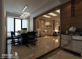 精美108平大小客厅三居现代欣赏图片大全