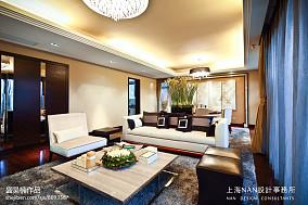 精美客厅新古典实景图片