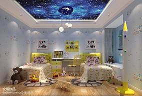 卧室天花板图片