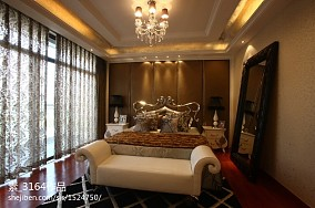 精选115平米新古典别墅卧室装修欣赏图