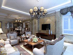 古典风格房屋装潢