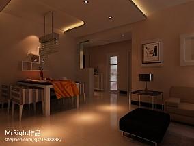 客厅现代风格装修