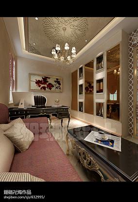 简美式室内装修图