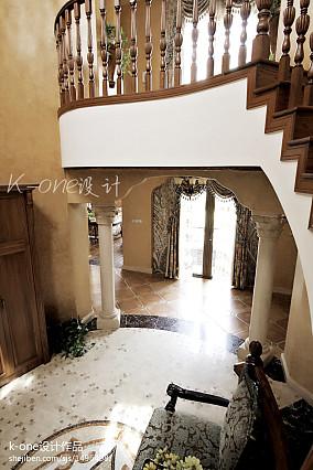 142平米混搭别墅玄关装修设计效果图片大全