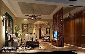 东南亚设计室内玄关图欣赏