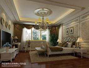 奢华欧式卧室