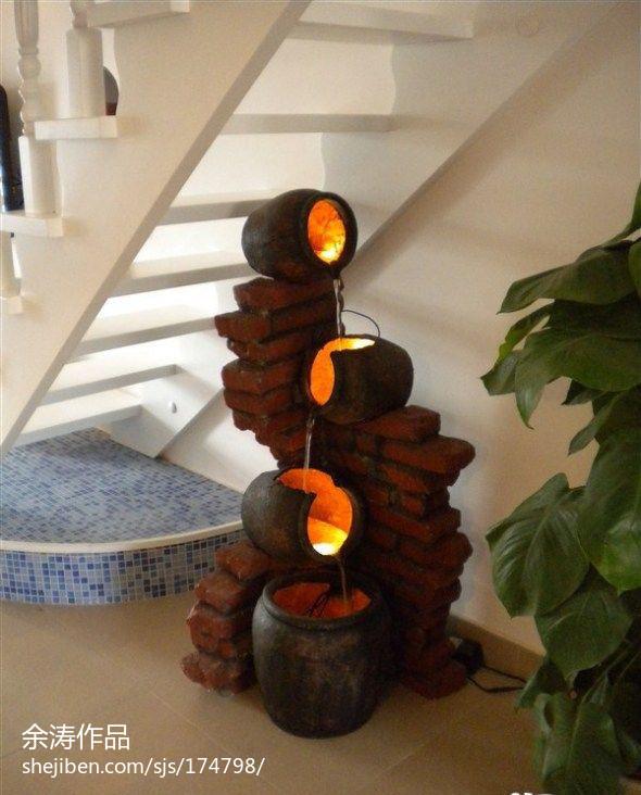 楼梯过道装饰