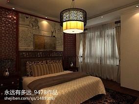 法式风格卧室装潢设计