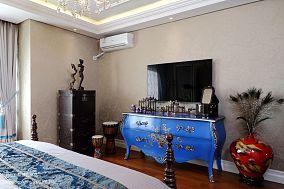 实木中式古典浴室柜