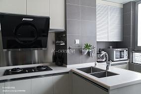 2019126平美式三居设计案例