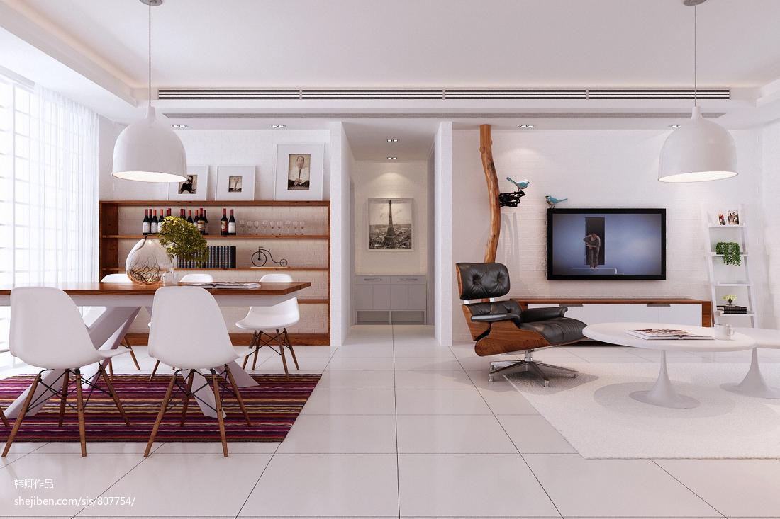 田园客厅设计
