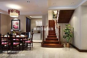 2018精选142平米四居客厅中式欣赏图片大全