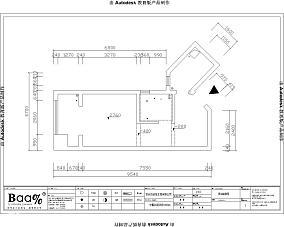 欧式别墅装修豪华客厅图片