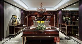 精美面积142平别墅休闲区新古典装饰图片