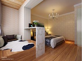 水曲柳实木家具床