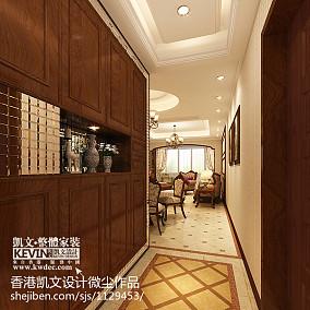 现代中式书房装潢