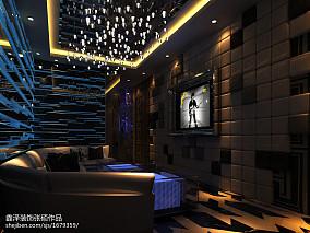 客厅连餐厅装修设计图