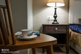 精美面积97平混搭三居卧室装修实景图片大全