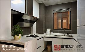 201890平米二居厨房现代装饰图片欣赏