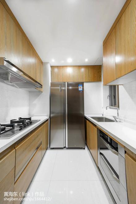 精美108平米三居厨房中式欣赏图片餐厅