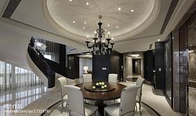 热门131平米现代别墅餐厅欣赏图片大全