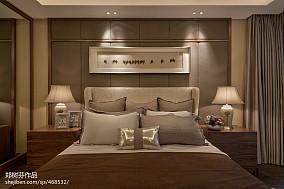 2018中式卧室装饰图片大全