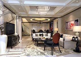 中式三居室装修风格