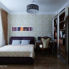 质朴64平欧式复式卧室效果图欣赏