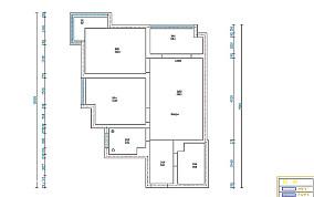 大小101平现代三居休闲区装修效果图片大全